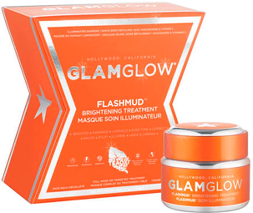 маска для улучшения цвета лица FLASHMUD  GLAMGLOW