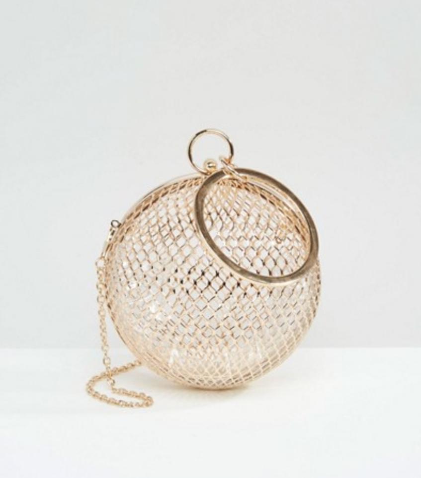 золотая сумка