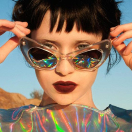 солнечные очки 90-е
