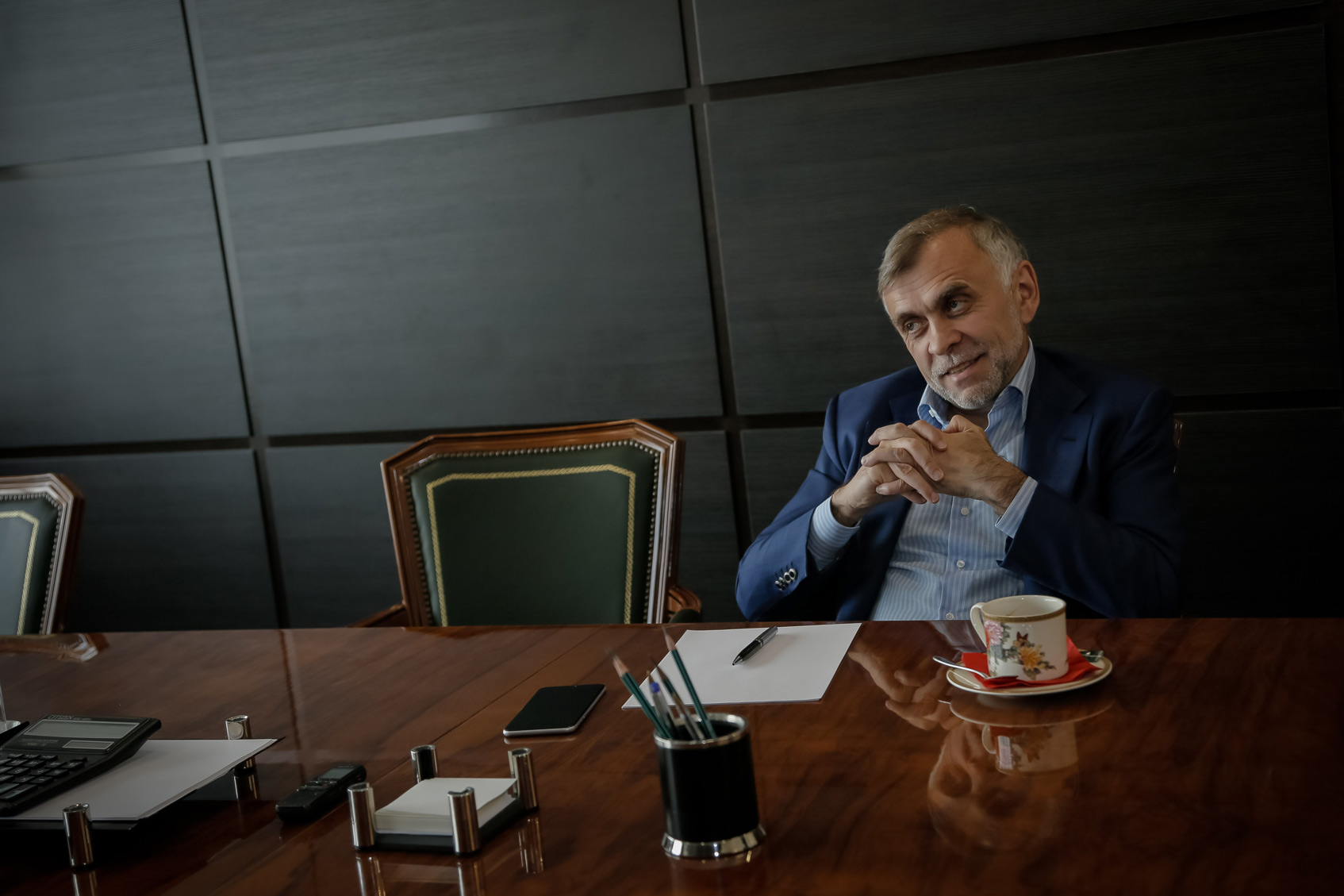 Сергей Васильев бизнесмен