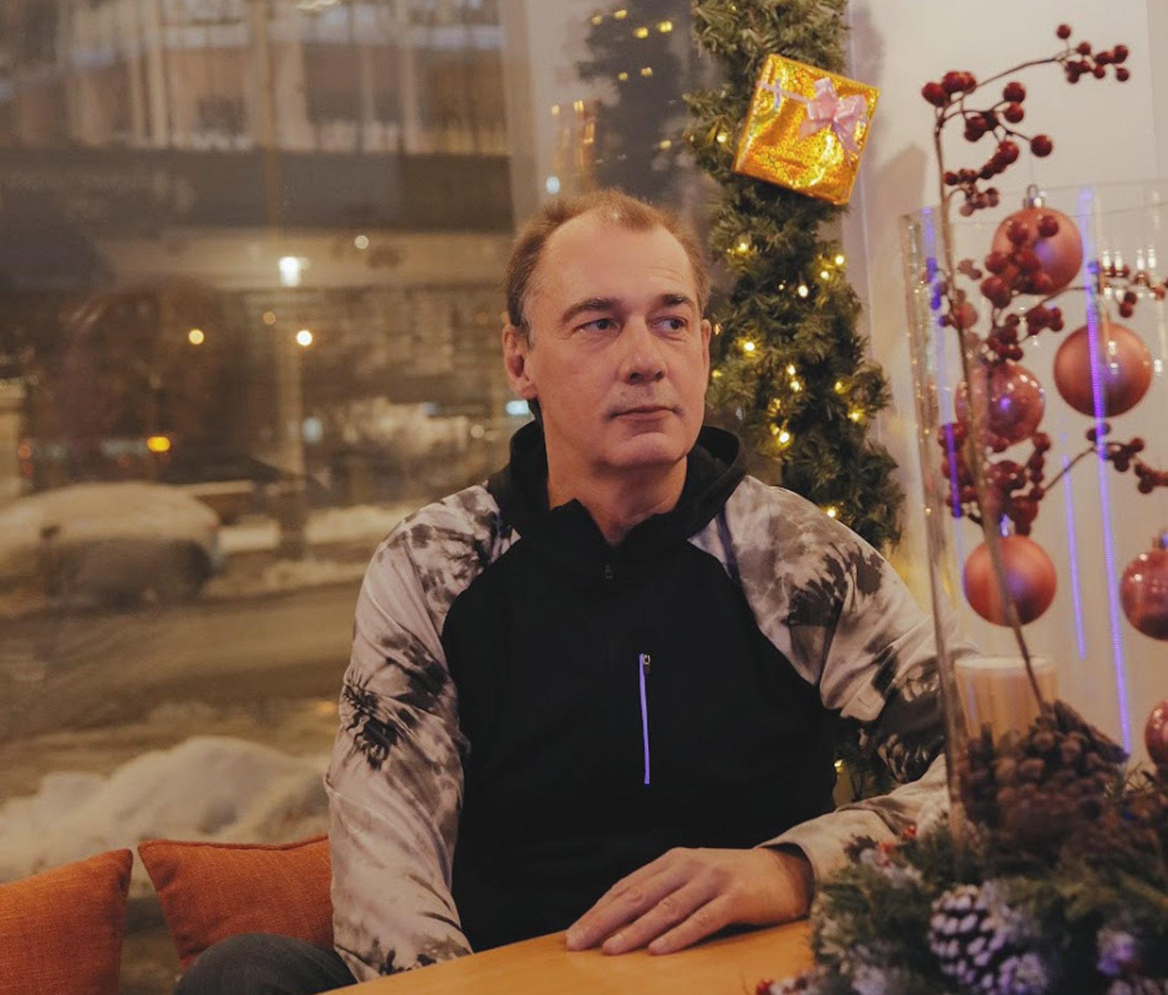 Дмитрий Великанов MTV