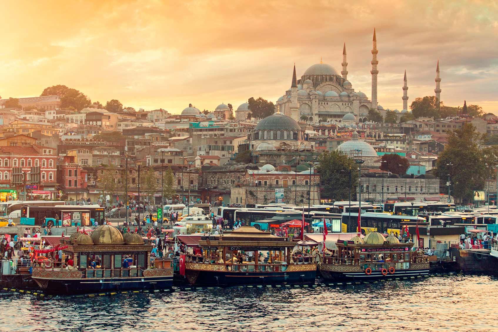 Пересадка в Стамбуле что посмотреть за один день