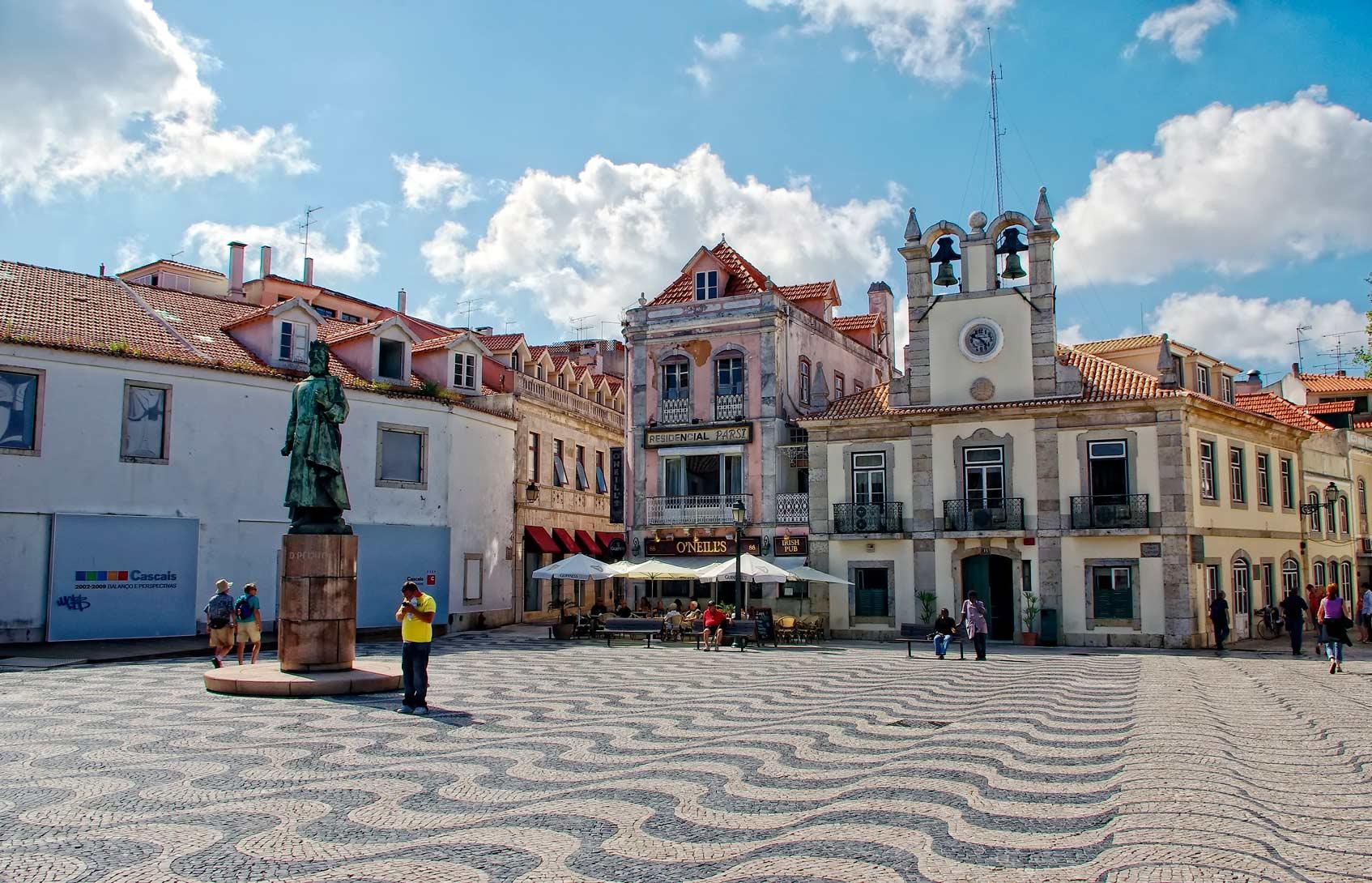 Пересадка в Лиссабоне что посмотреть за один день