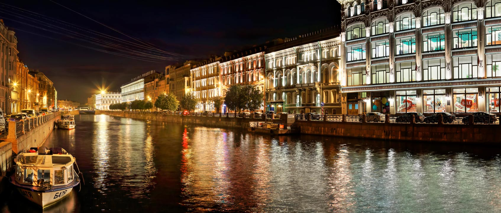 Санкт-Петербург что посмотреть за один день
