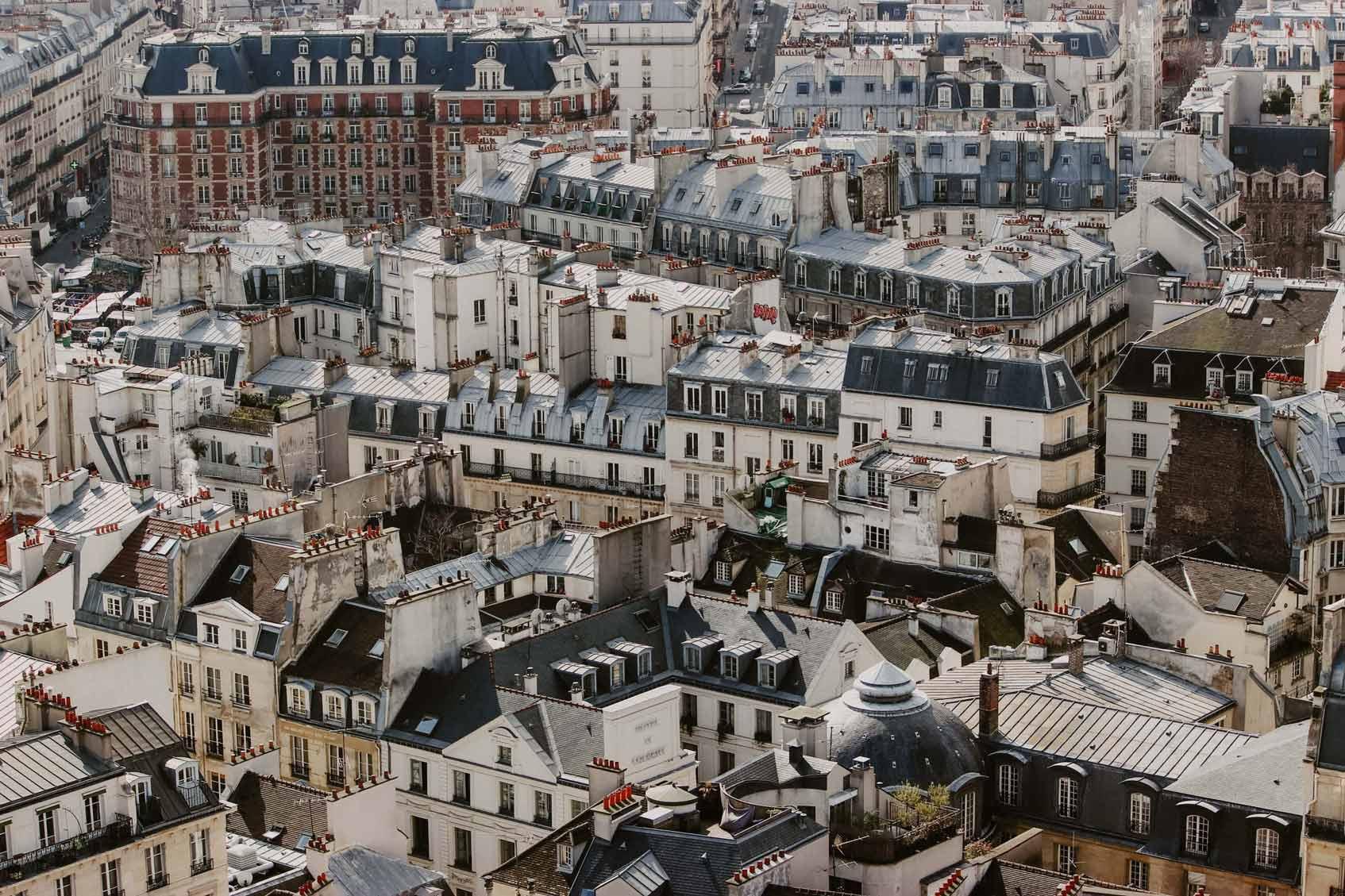 куда слетать из Парижа