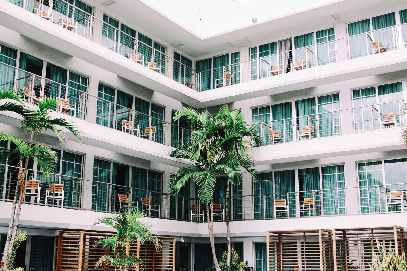 лучшие дизайн-отели в мире