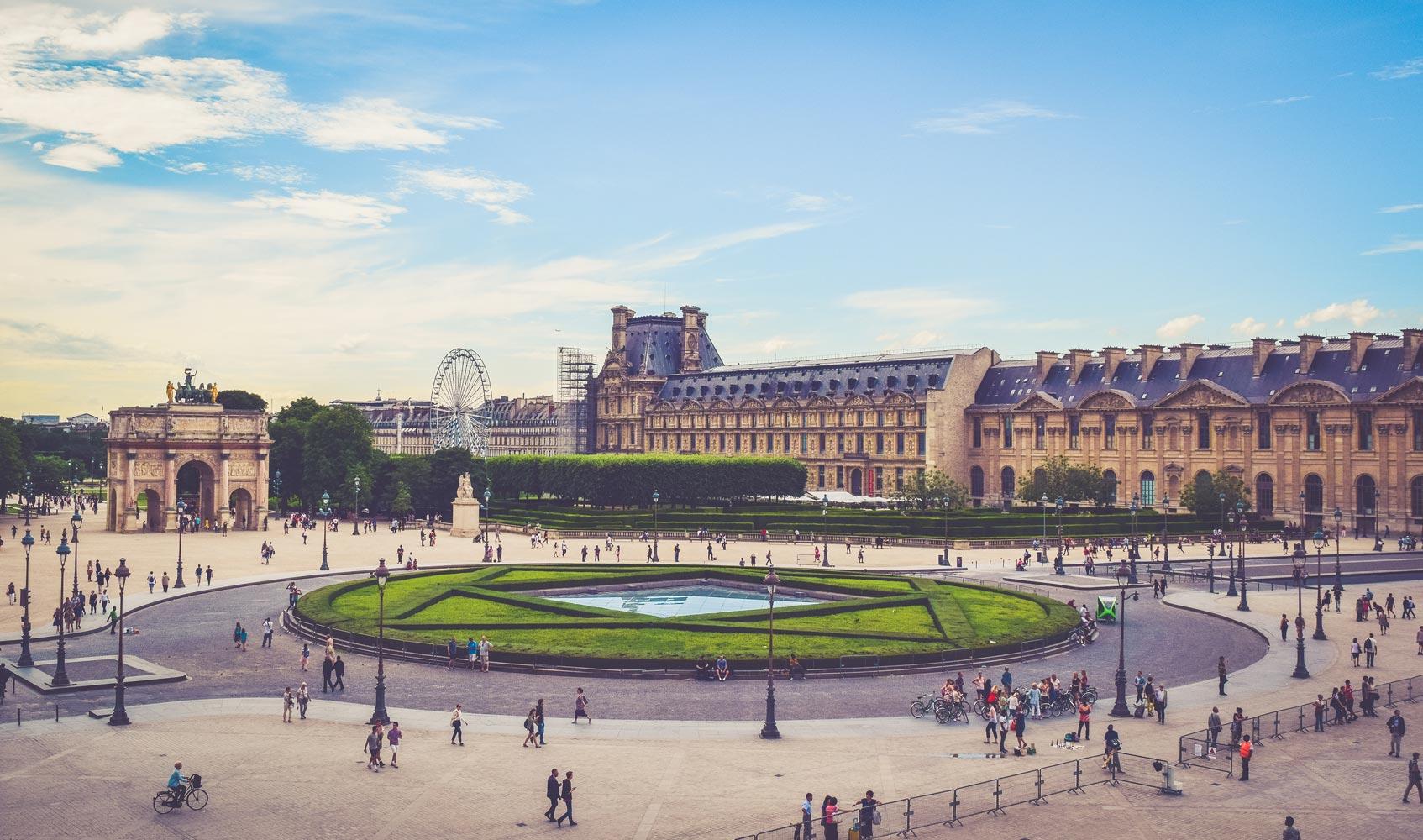 Париж основные достопримечательности