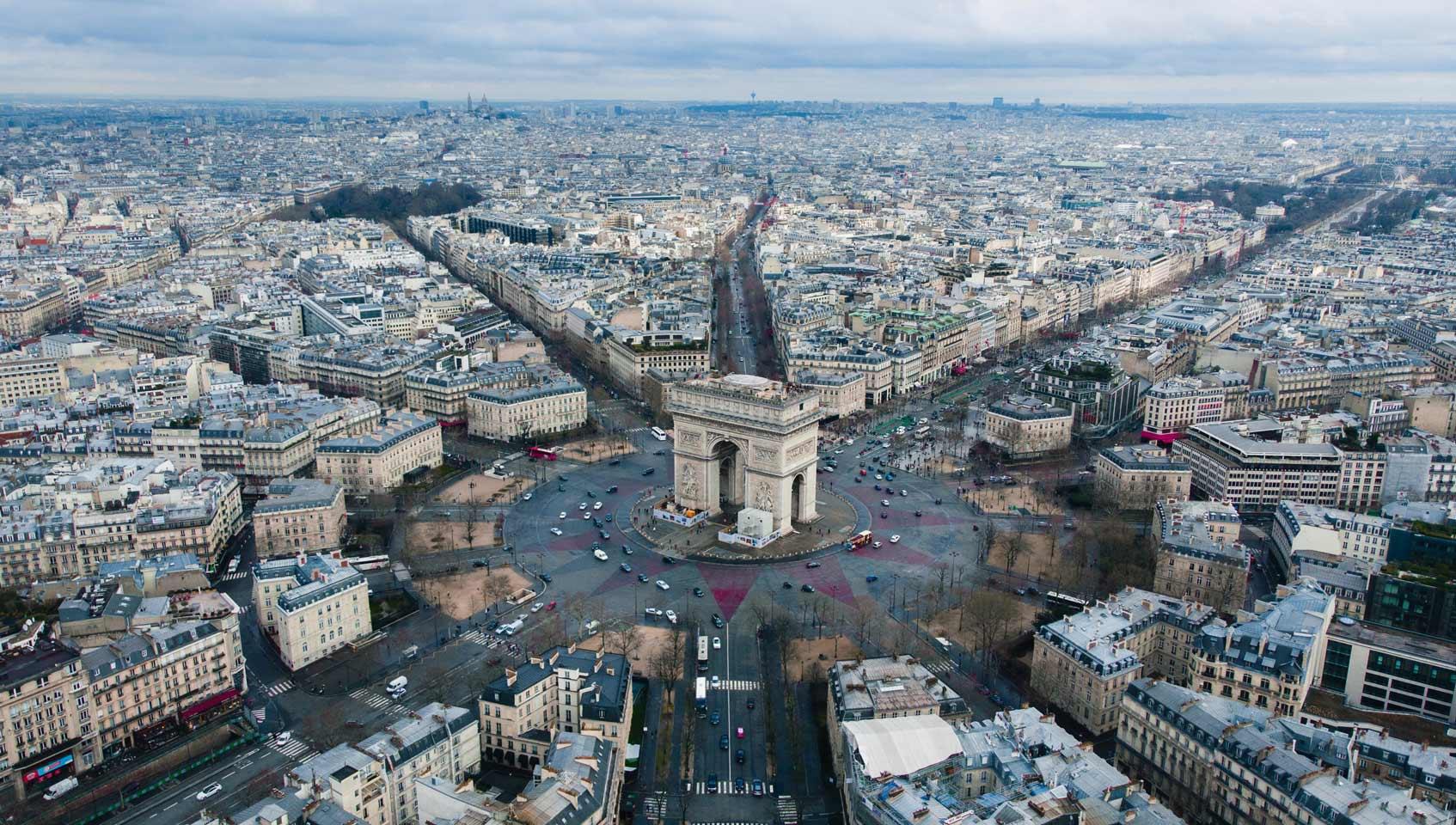 Париж что попробовать из еды