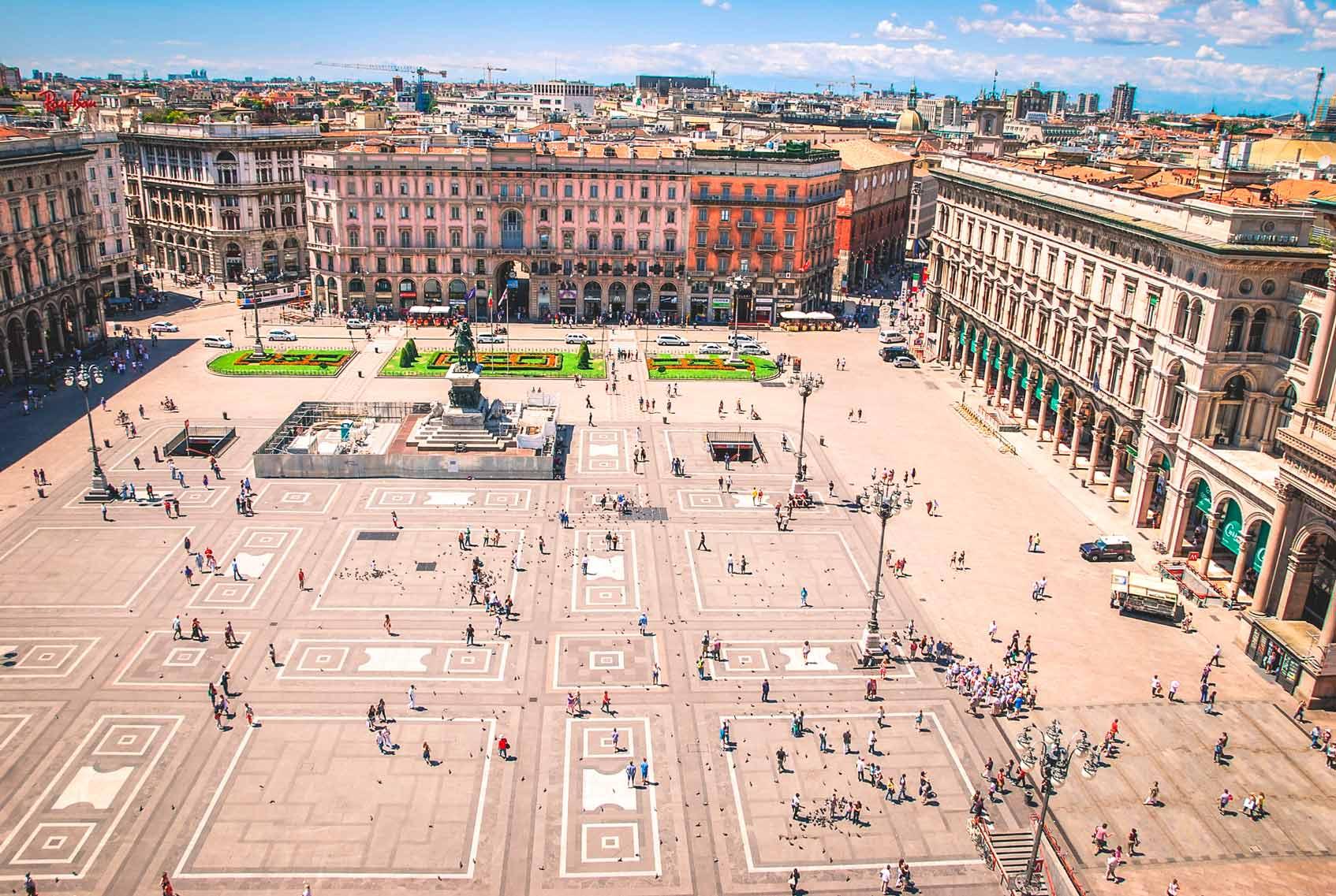 Один день в Милане что посмотреть