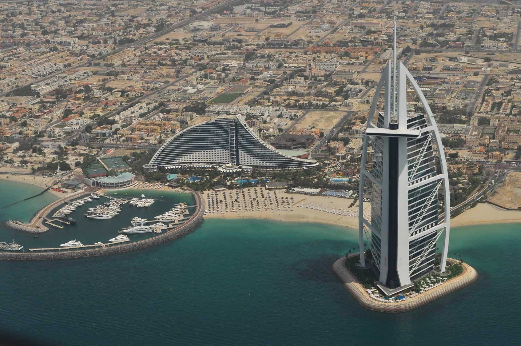 Дубаи ресторан Al Mahara