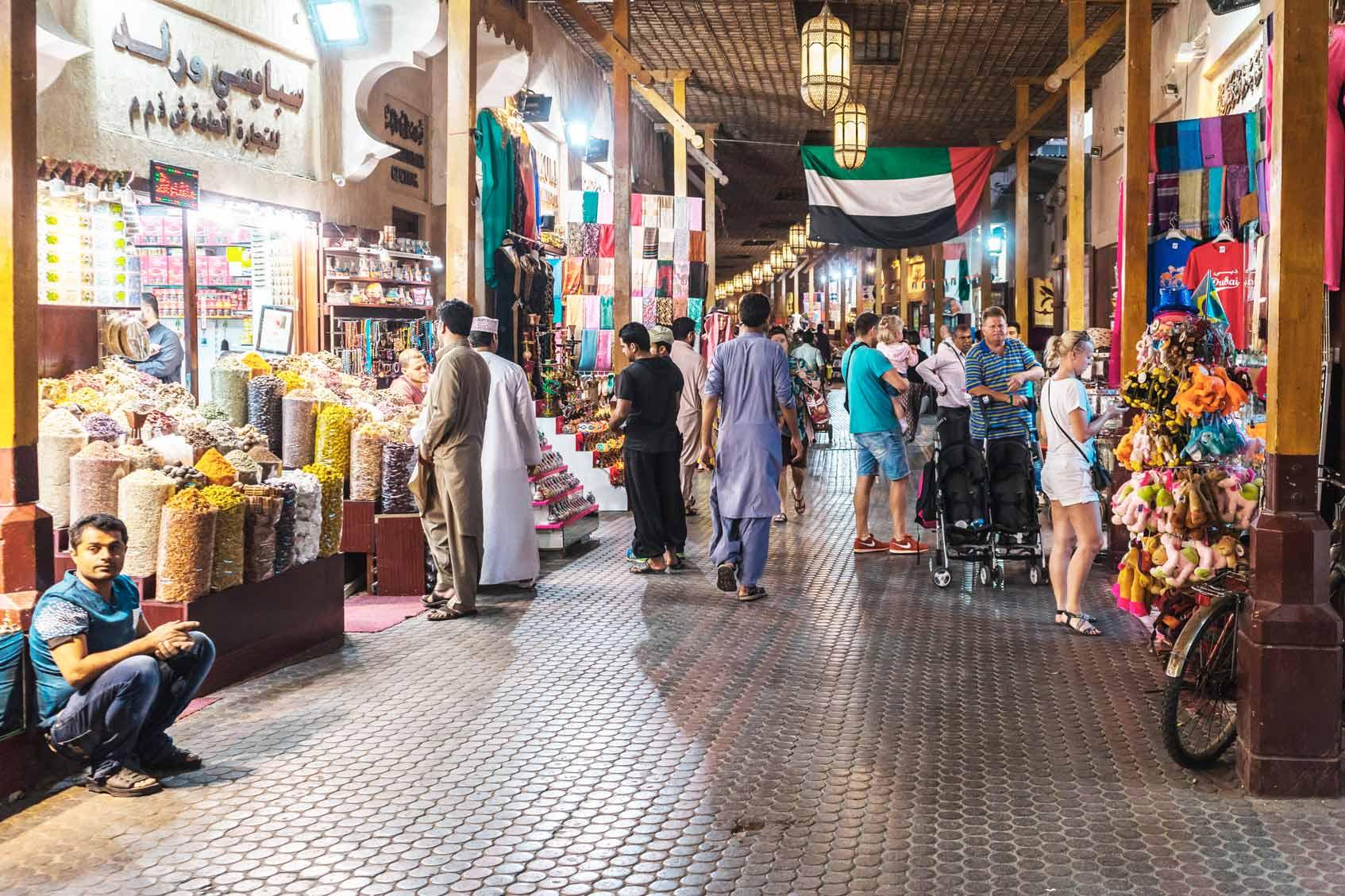 Дубаи что и где есть