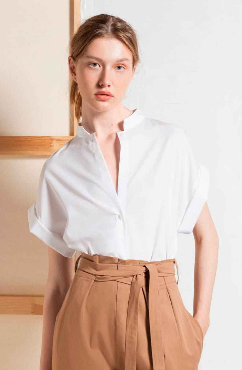 блузка Lefkon