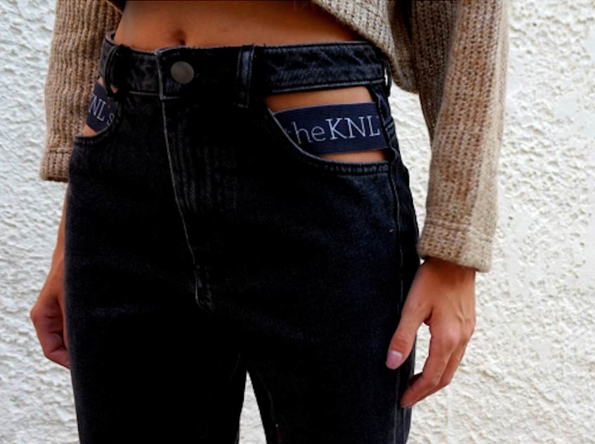 джинсы The KNLs