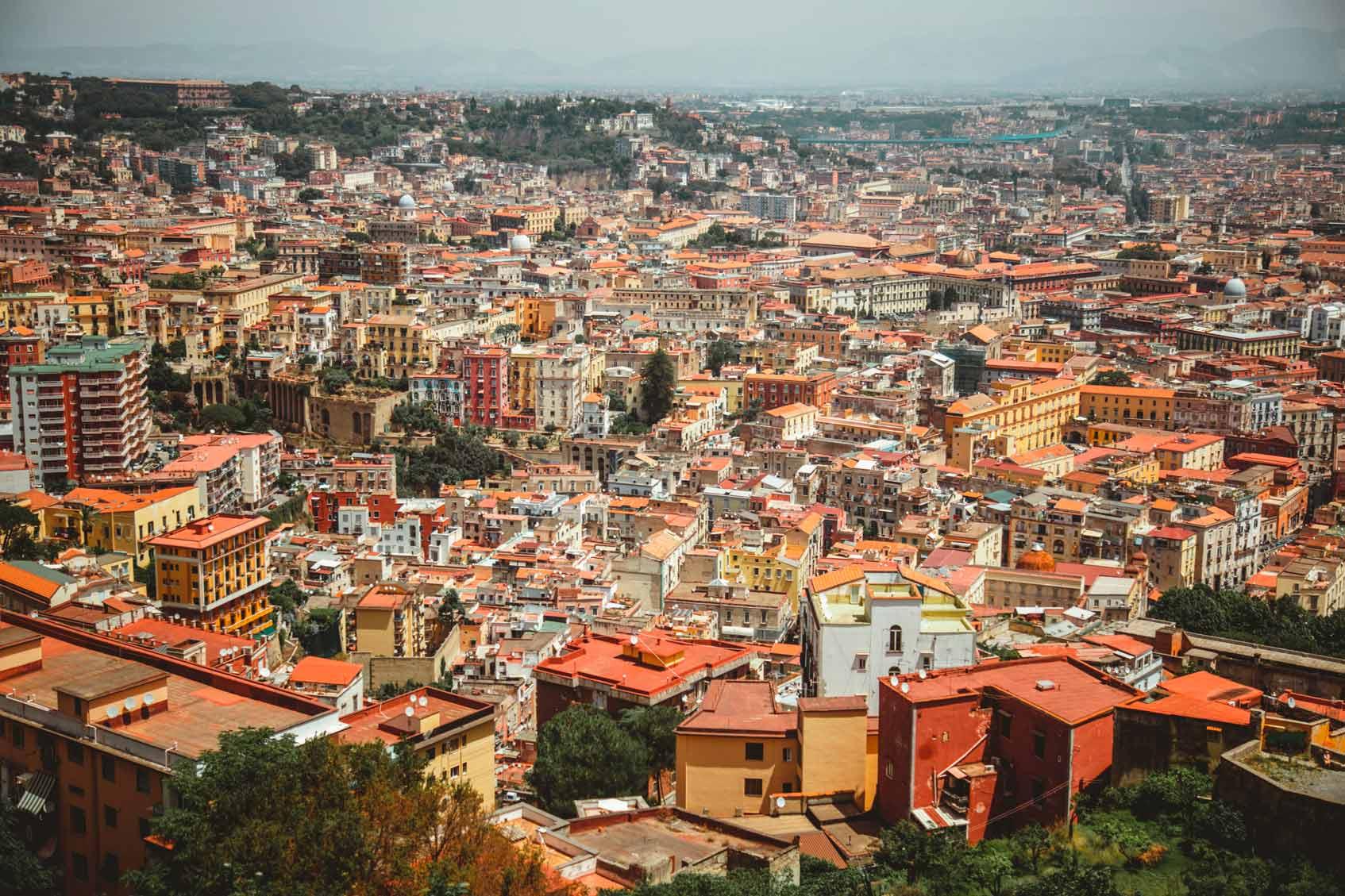 Неаполь что посмотреть за один день