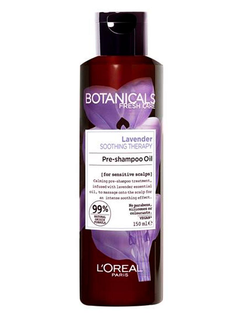 Botanicals Fresh Care масло для мытья головы