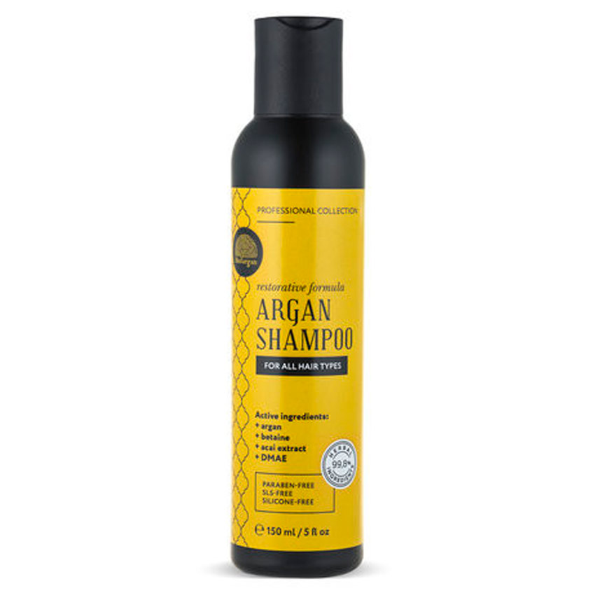 Argan Shampoo от Huilargan