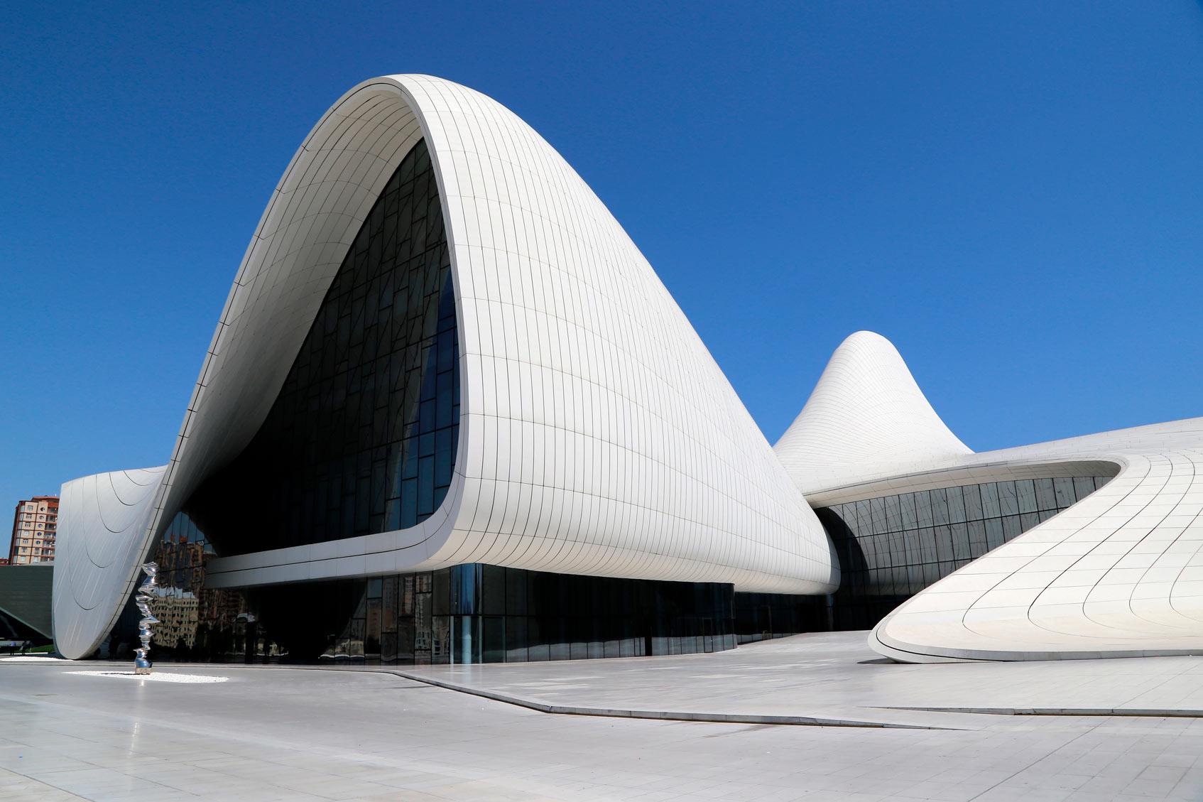 Пересадка в Баку что посмотреть за один день