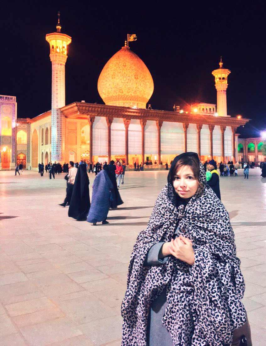 опасно ли путешествовать девушке в Иране