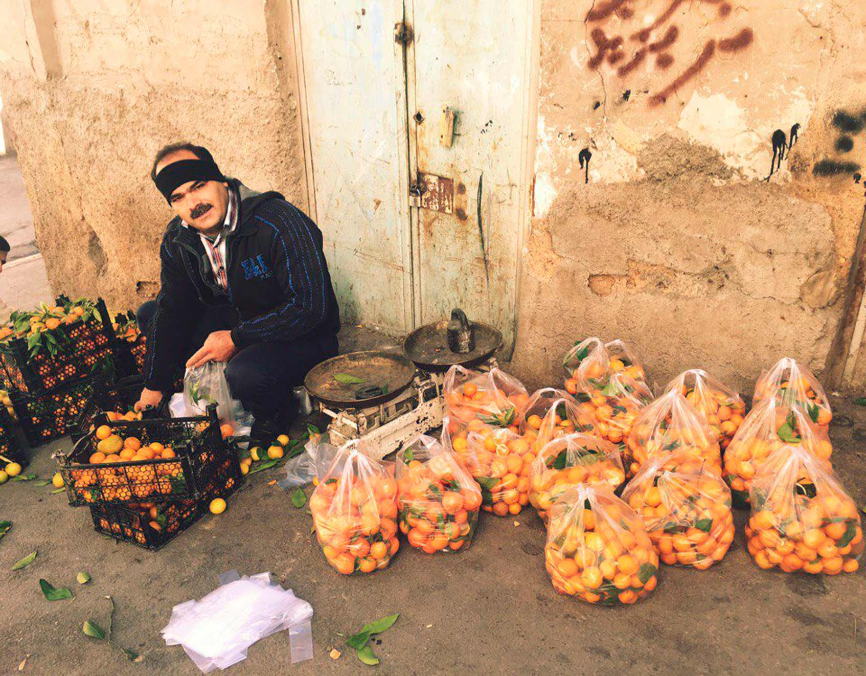 Иран город Йезд достопримечательности