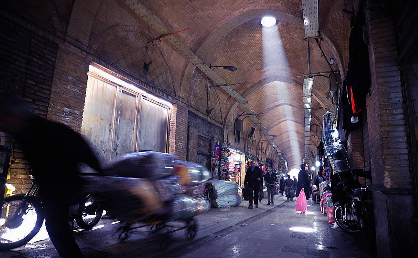 Иран Йезд храмы
