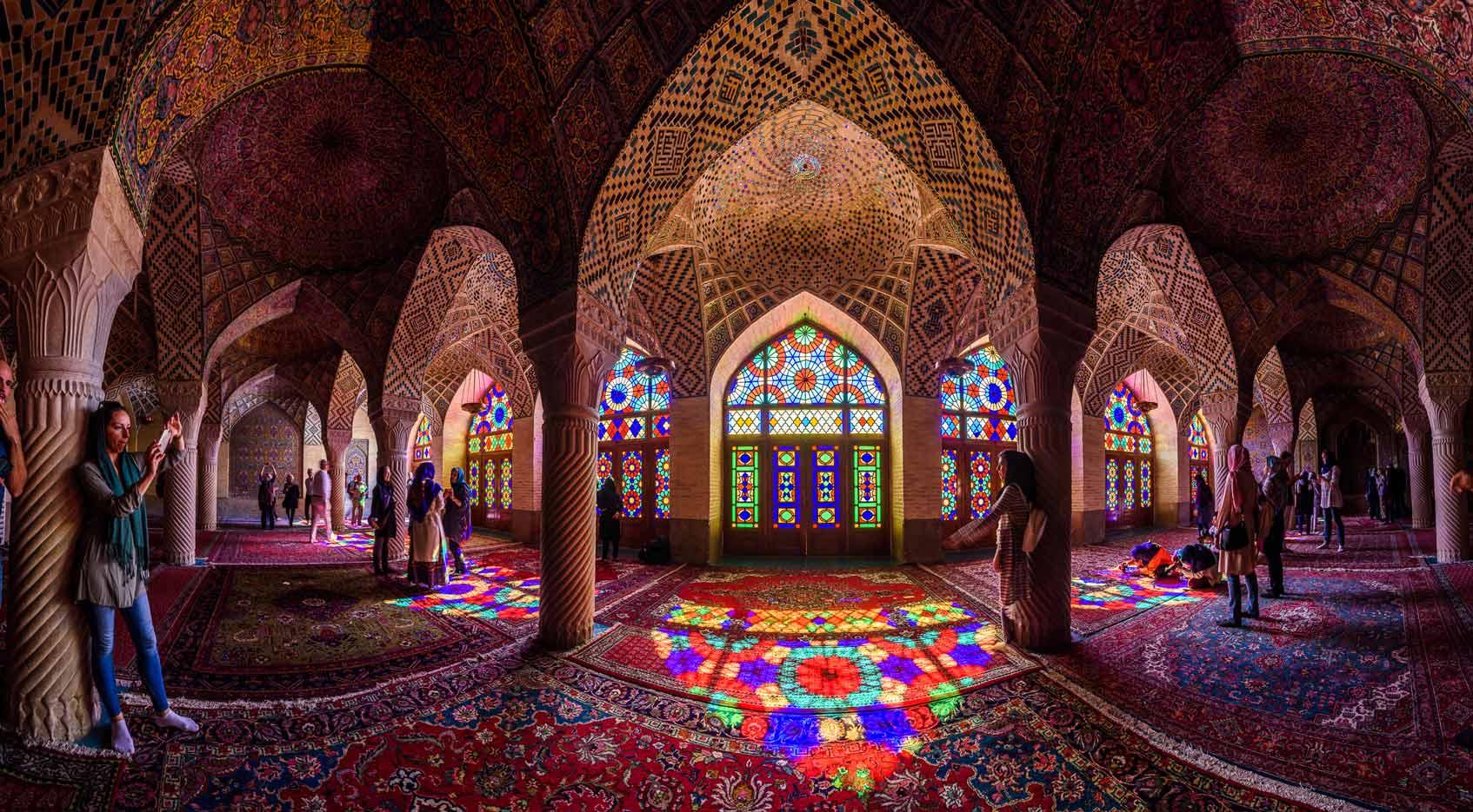 Шираз Розовая мечеть