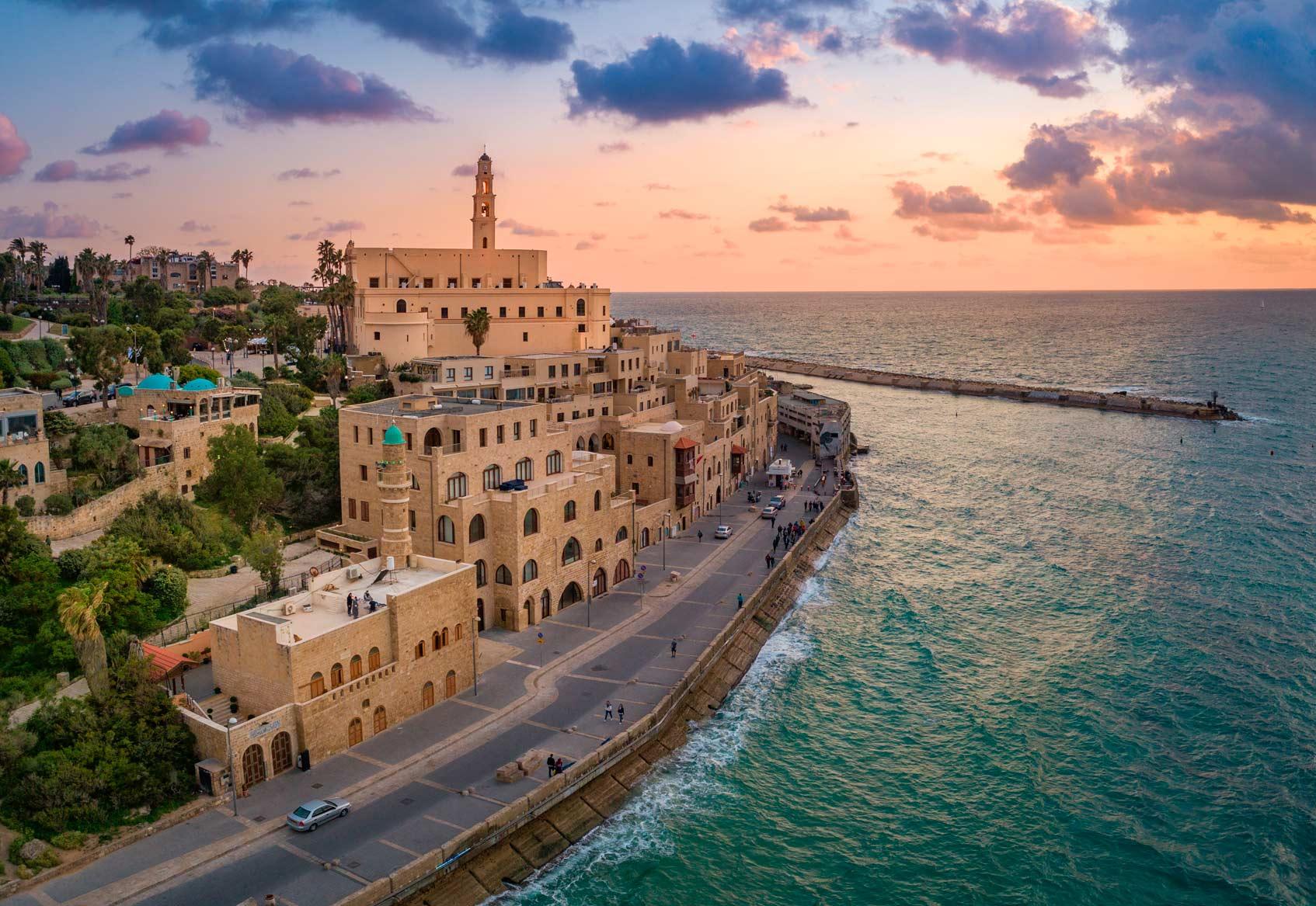 Тель-Авив лучшие пляжи