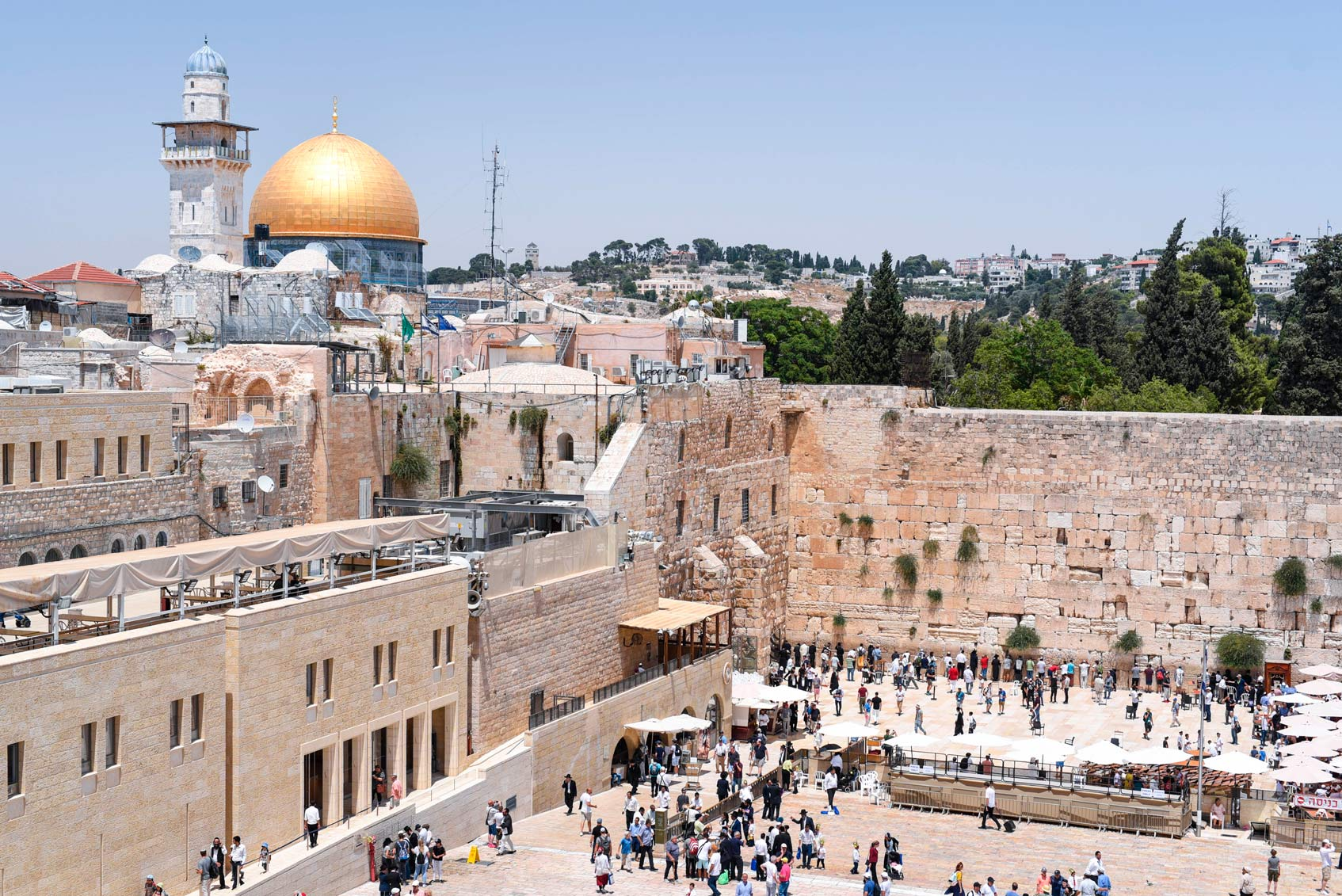Иерусалим как добраться из Тель-Авива