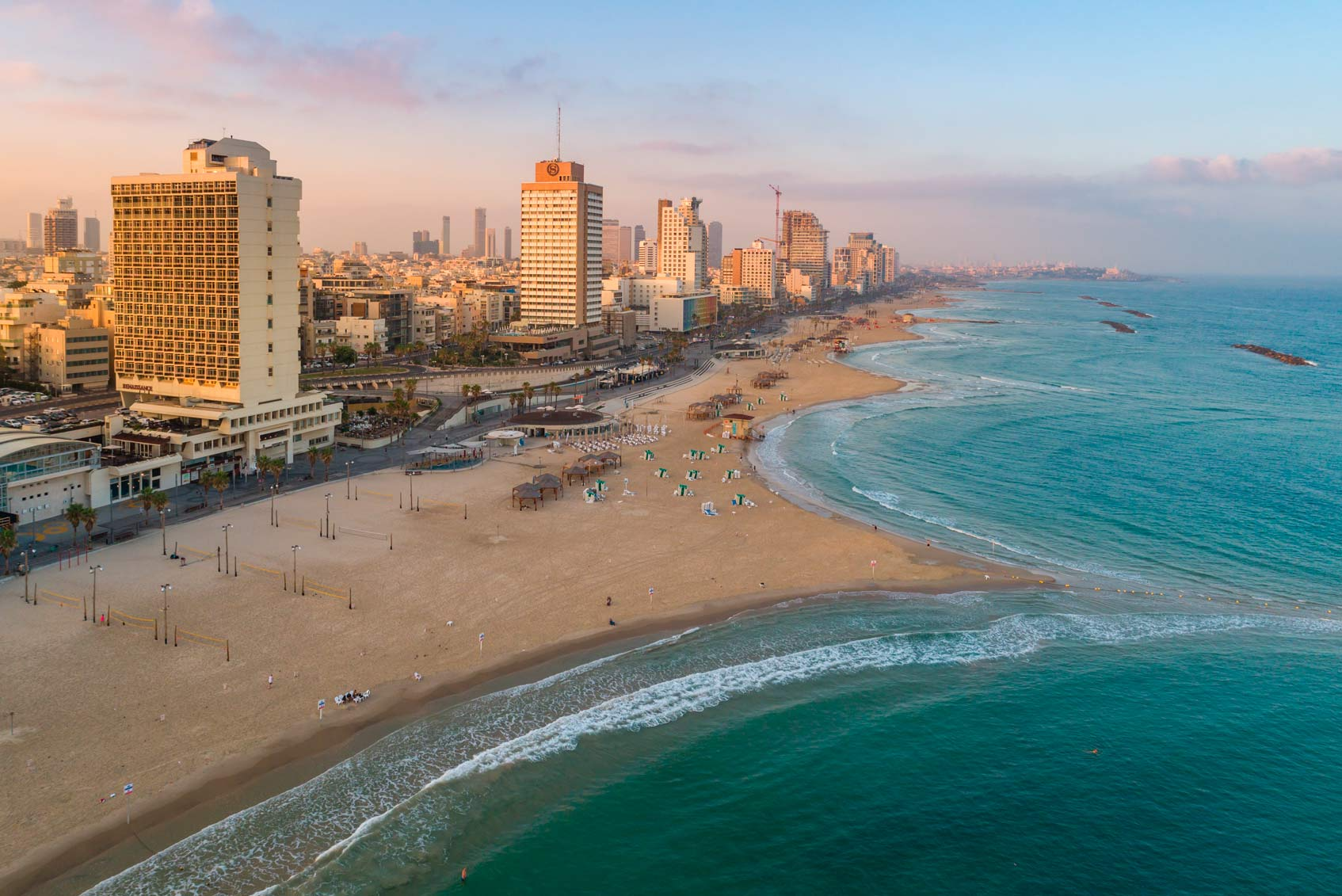 Тель-Авив что посмотреть за один день