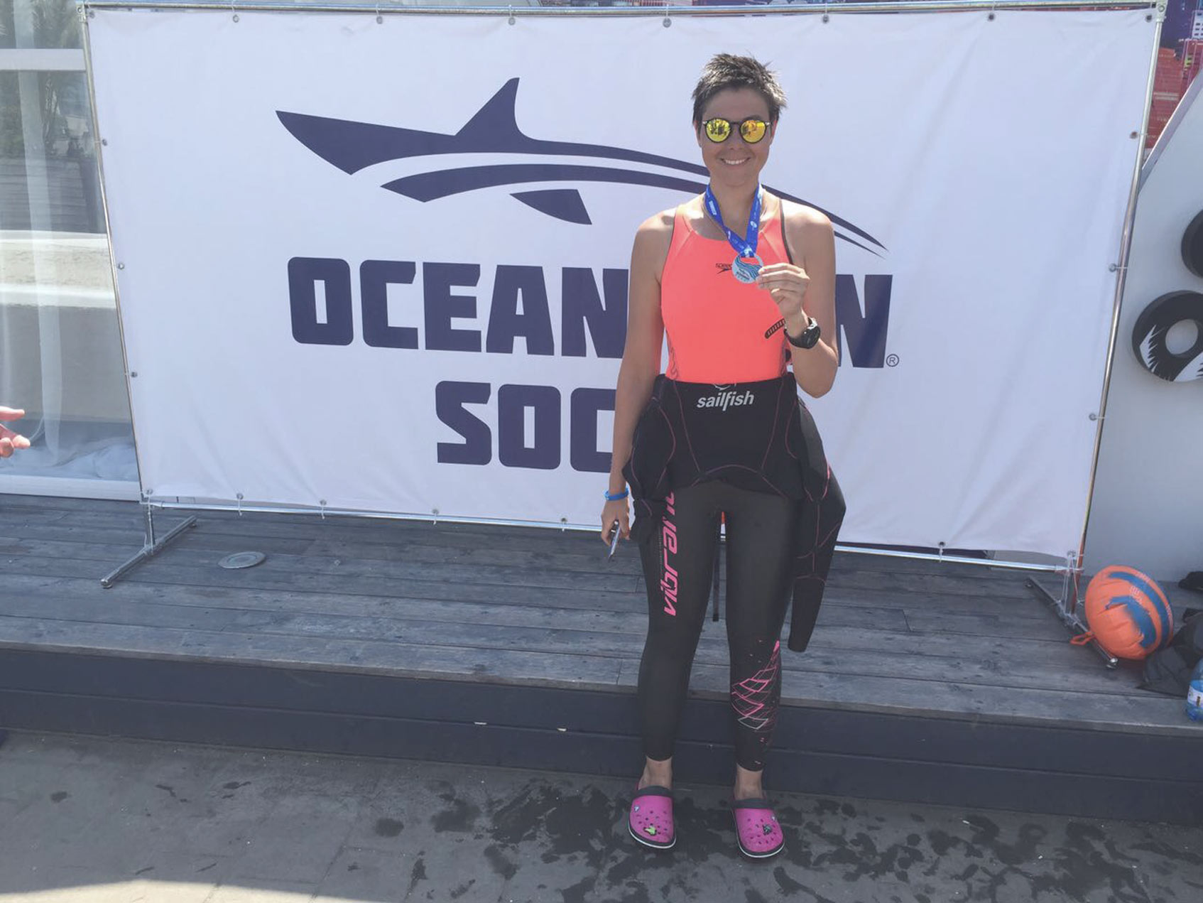 OceanmanSochi дистанция