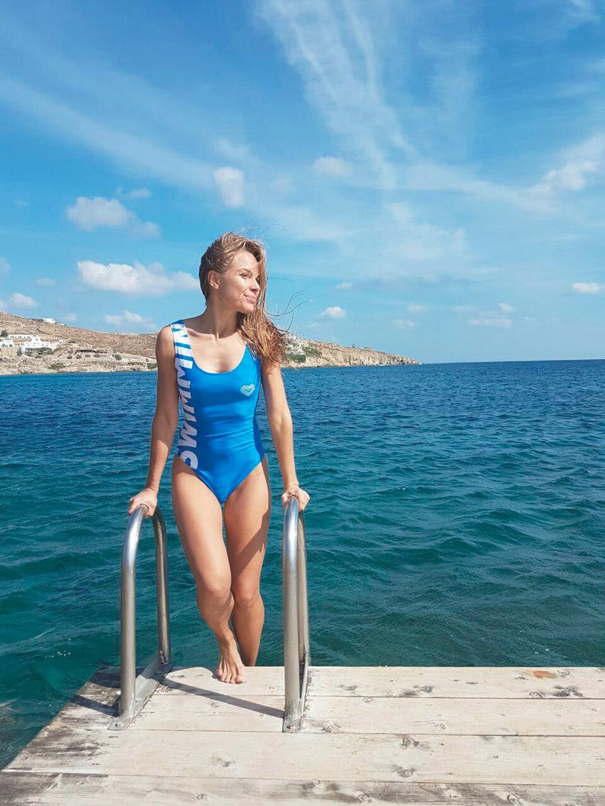 заплыв SantoriniExperience