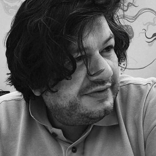 Главный редактор журнала Птюч