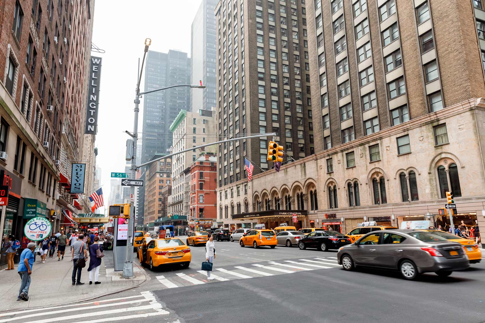 Пересадка в Нью-Йорке что посмотреть