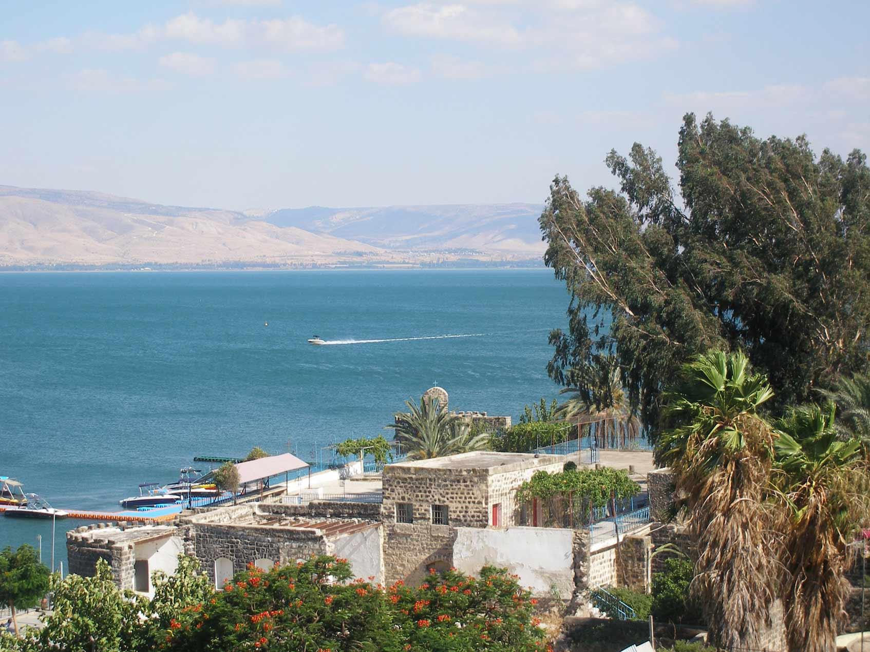 Галилея Израиль что посмотреть