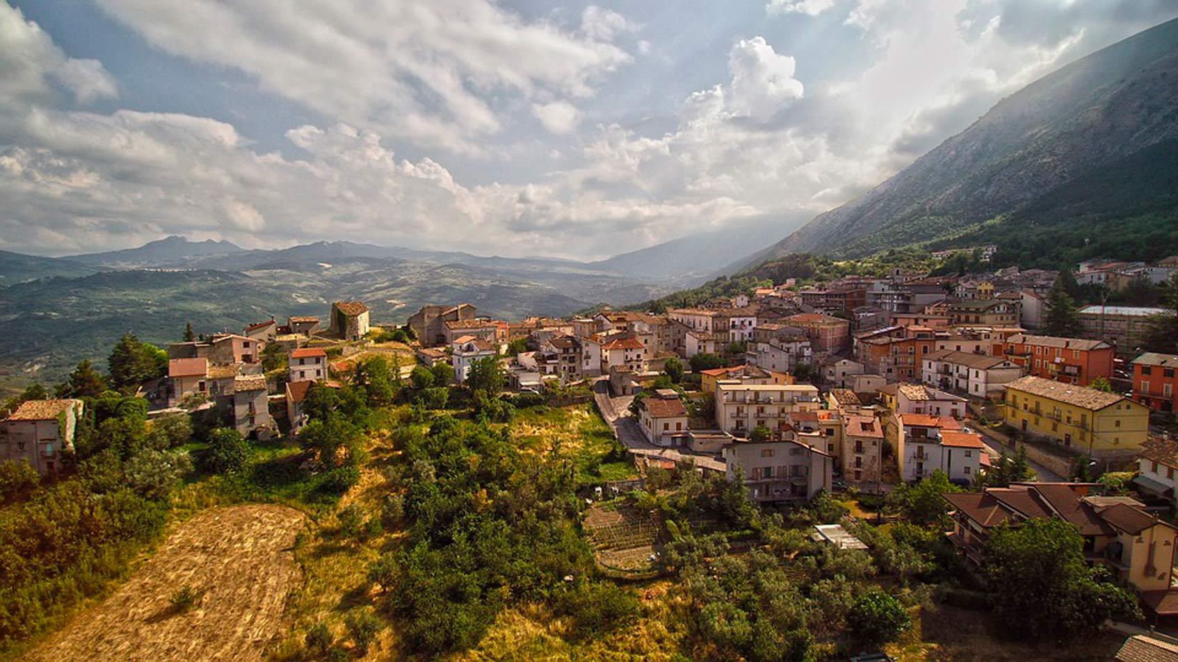 Италия Абруццо как добраться