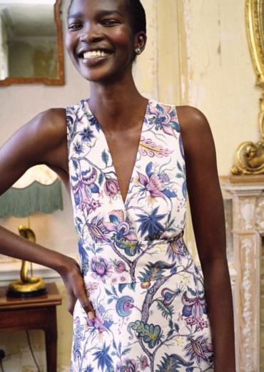 Платье из материала тенсел & Other Stories