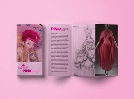 Розовый цвет тренды