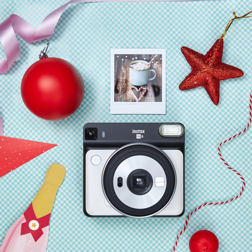 камера Instax от Fujifilm