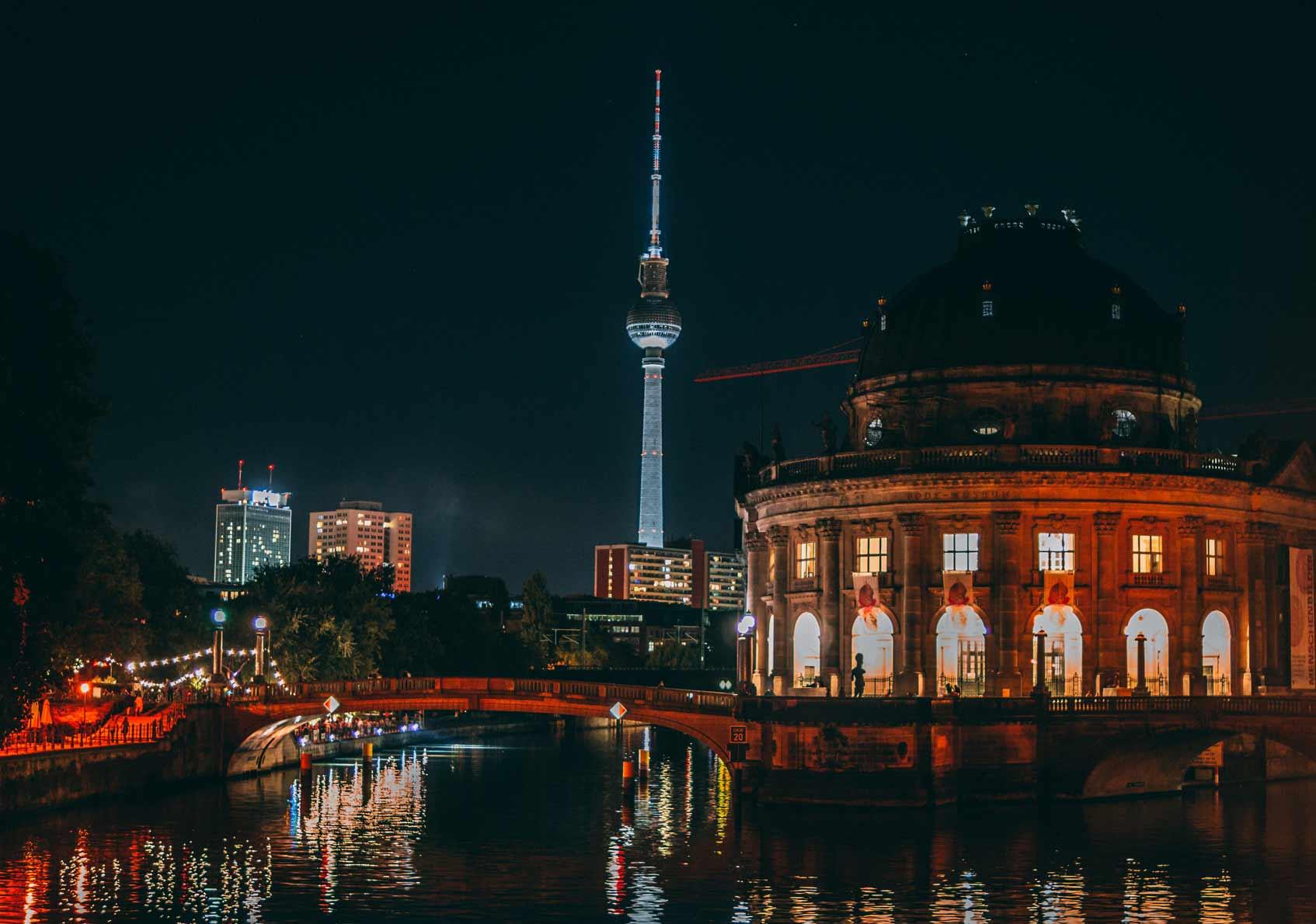 Берлин на майские праздники