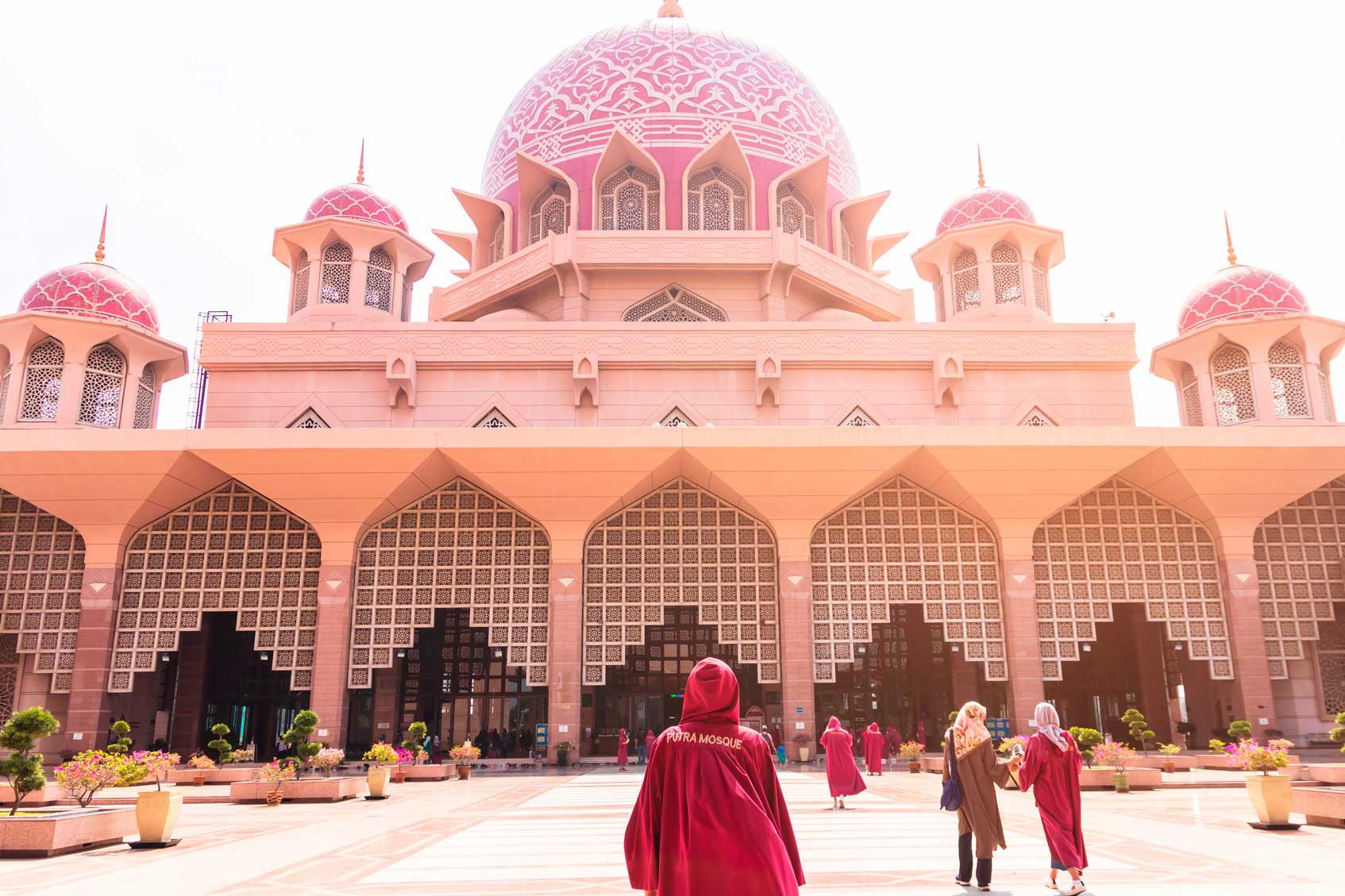 буддийский храм Теан Хоу Темпль Куала-Лумпур