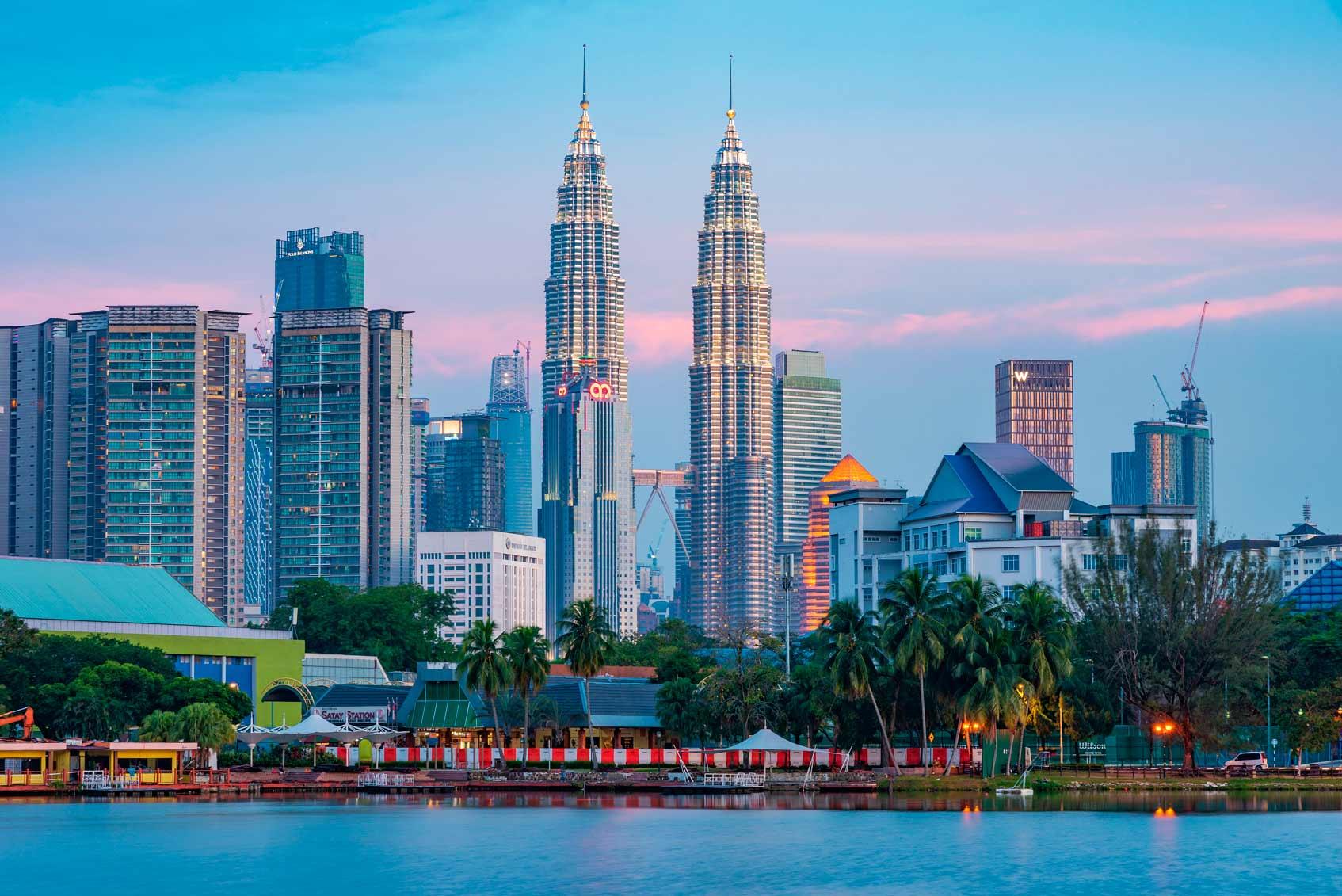 Куала-Лумпур за один день