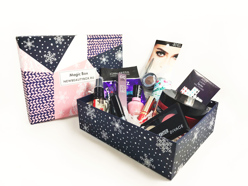 NewBeautyBox подарочный набор