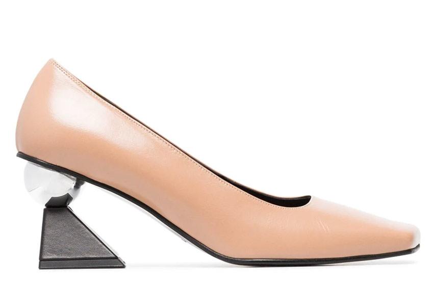 Туфли на каблуке Yuul Yie