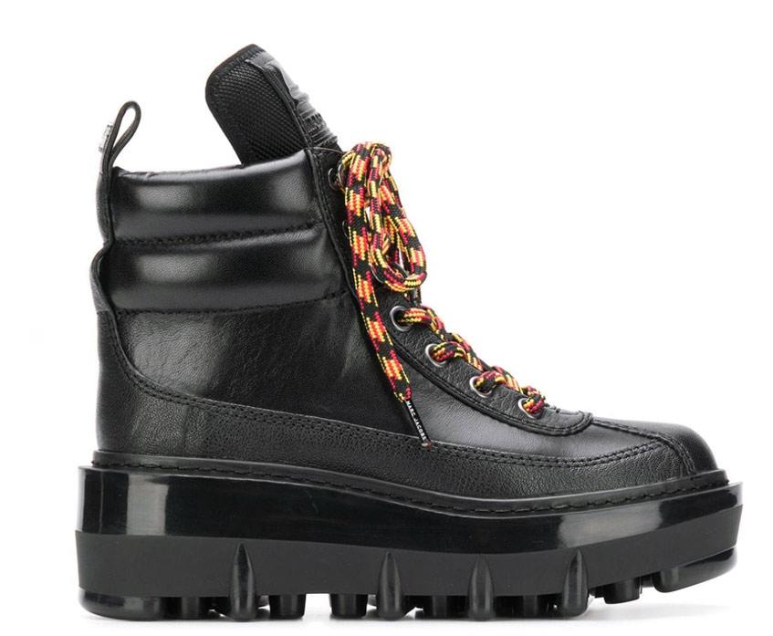 Ботинки черные Маrс Jасоbs 2019