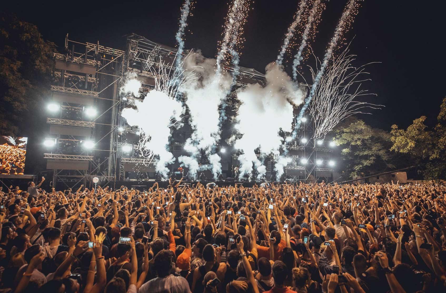 фестиваль EXIT цена билета