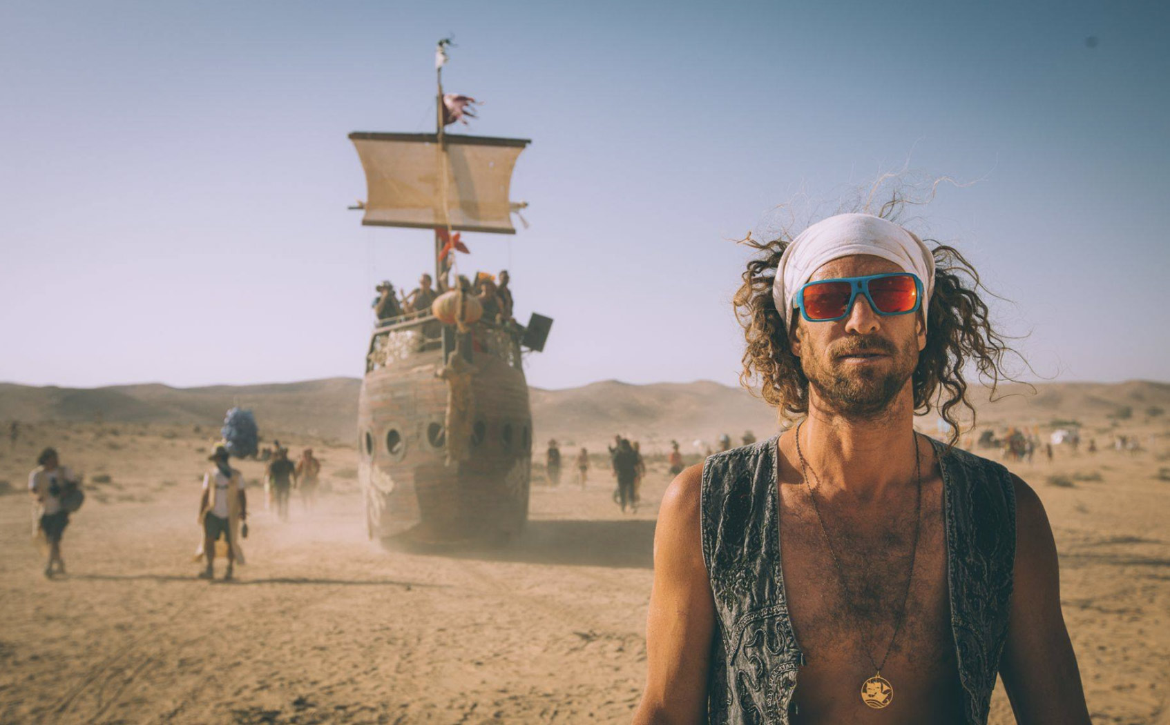 фестиваль Midburn Израиль лайнап