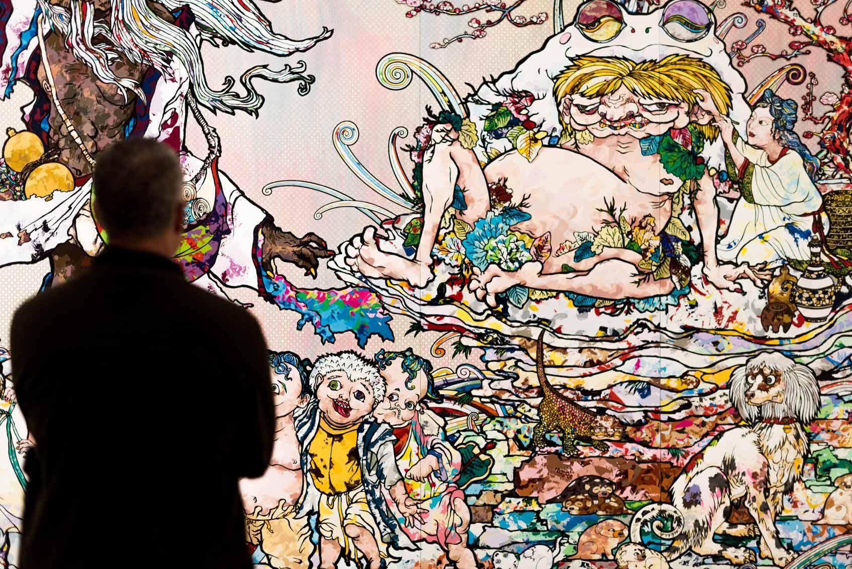 выставка собрания Фонда Louis Vuitton