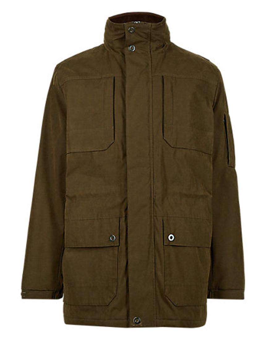 куртка зимняя мужская Marks & Spenser