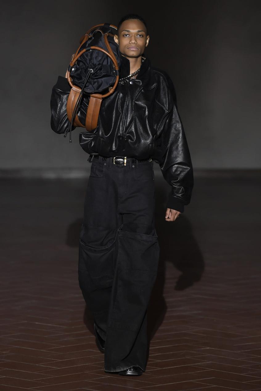 черный мужской бомбер Y/Project