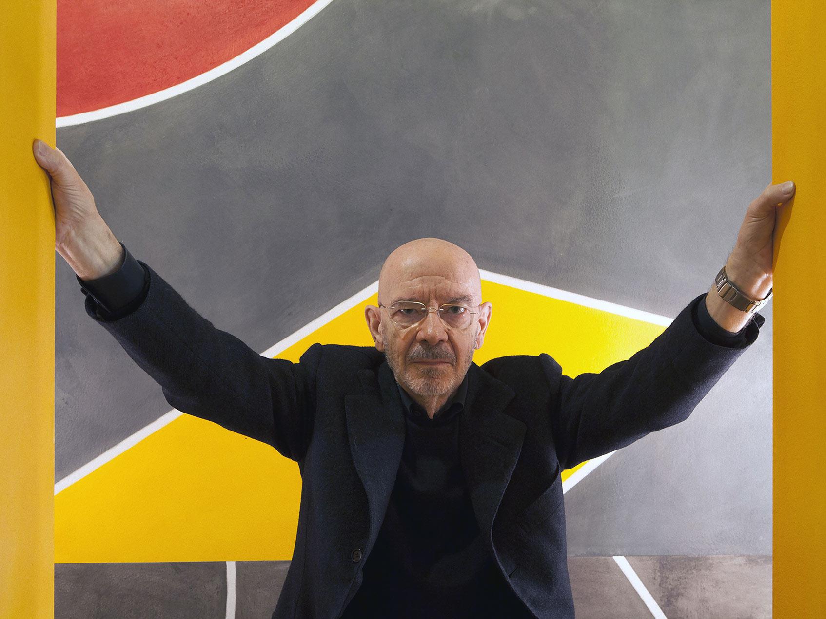 Выставка Марио Беллини в Музее Щусева