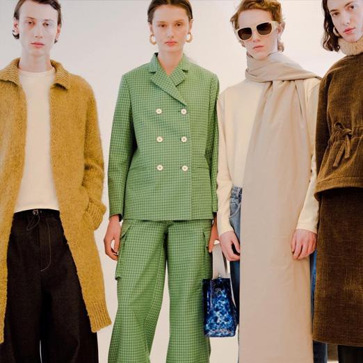 женская одежда GCDS